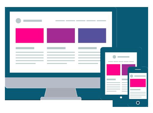 Qoorts bouwt responsive websites voor bedrijven in het MKB