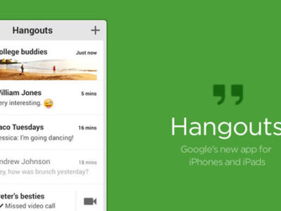 Solved: Google Hangouts Authentication Error