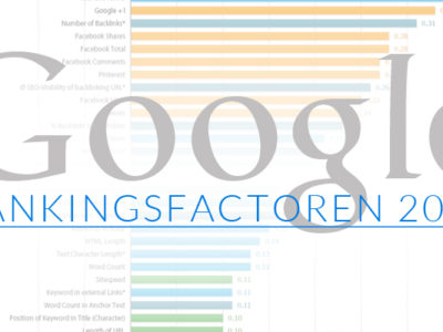 Google Ranking Factoren 2014 – SEO