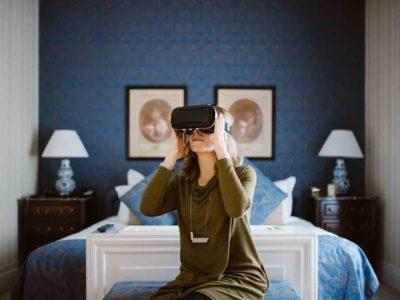 Qoorts ontwikkelde voor het Amstel Hotel een Virtual Reality portal